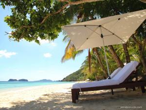 22. Pangulasian Island - Beach Area