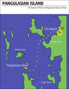 Pangulasian-island