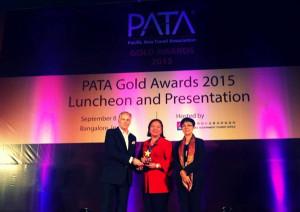 PATA-Gold-Award
