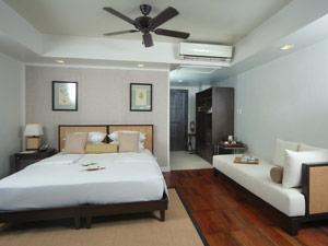 08. Lagen Island - Forest Room & Suite Complex