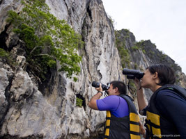 El Nido Resorts activities bird watching