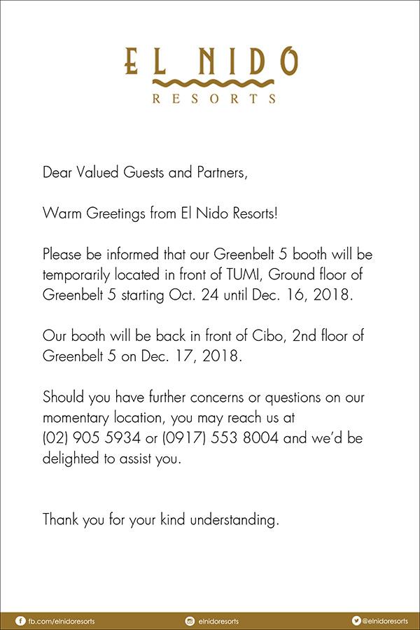 GB 5 Movement Announcement