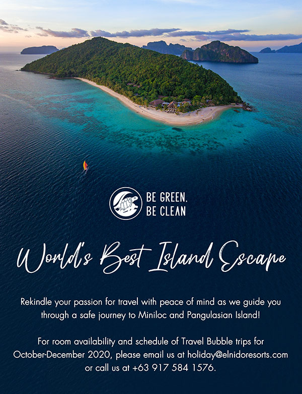 World's Best Island Escape promo-Oct-Dec-2020