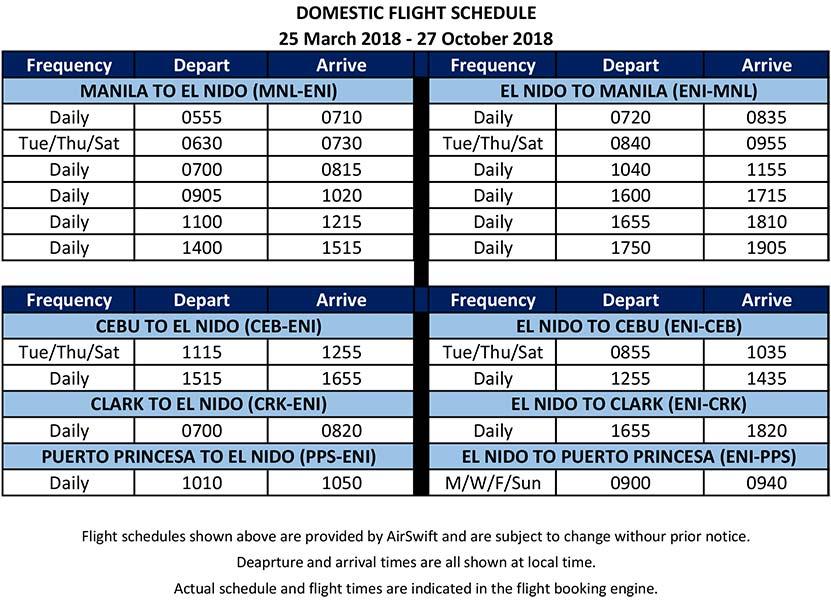4cb05c6563aa AirSwift-Flights-Schedule-new - El Nido Resorts